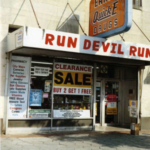 Run Devil Run, 1 Audio-CD