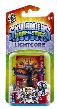 Skylanders Swap Force - SMOLDERDASH (Single Character) Light Cor