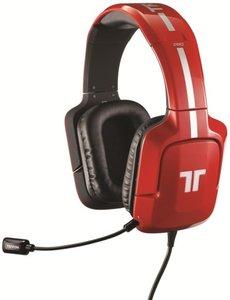 TRITTON Pro+ 5.1 Surround Headset, rot