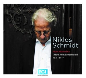 Cello Suiten, 1 Audio-CD