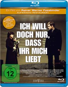 Ich will doch nur,dass ihr mich liebt (Blu-ray)