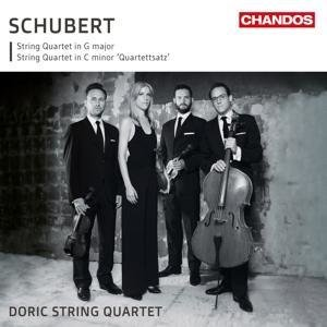 Streichquartett in c-moll D 703/+