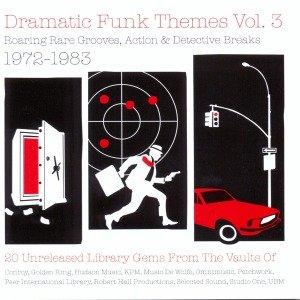 Various: Dramatic Funk Themes # 3