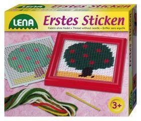 Simm 42612 - Lena: Erstes Sticken, Baum