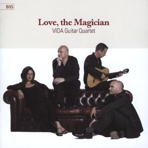 Love,the Magician