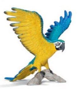 Schleich 14690 - Wild Life: Gelbbrust-Ara
