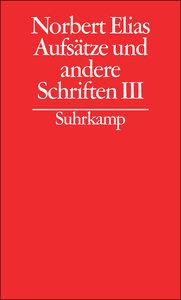 Aufsätze und andere Schriften. Tl.3