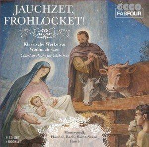 Schröder/Kidon/Hartkopf/Various: Jauchzet,Frohlocklet!