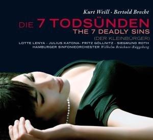 Weill/Brecht: 7 Todsunden (Der Kleinburger)