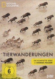 National Geographic - Das große Wunder der Tierwanderungen
