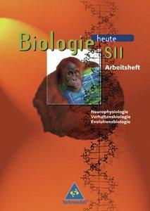 Biologie heute SII Arbeitshefte