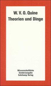 Theorien und Dinge