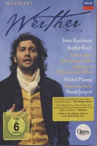 Werther, 2 DVDs