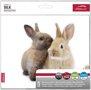Speedlink SILK Mousepad, Rabbit