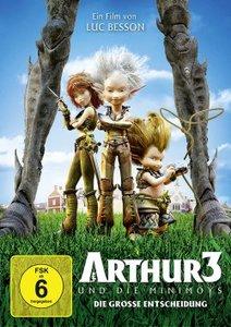 Arthur und die Minimoys 3 - Die grosse Entscheidung