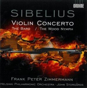 Zimmermann/Storgards/Helsinki PO: Violinkonzert/Waldnymphe