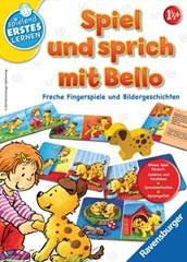 Ravensburger 24701 - Spiel und Sprich mit Bello