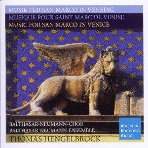Musik für San Marco in Venedig. Music For San Marco In Venice, 1 Audio-CD