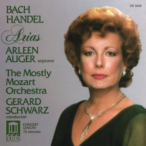 Auger, A: Bach/Händel/Grosse Arien
