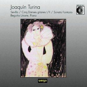 Sevilla/Cinq Danses Gitanes I & II/Sonata Fantasia