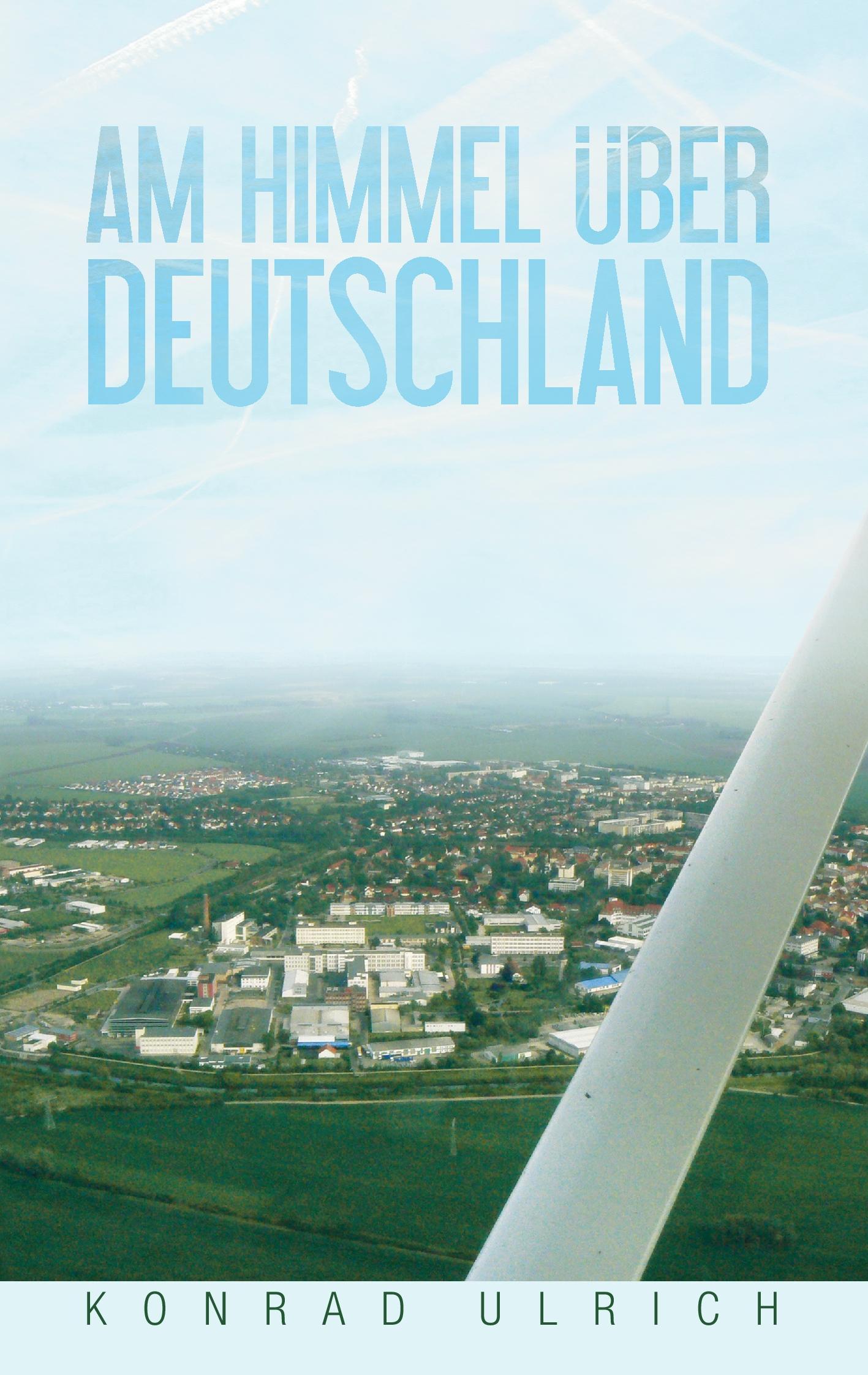 Am Himmel über Deutschland