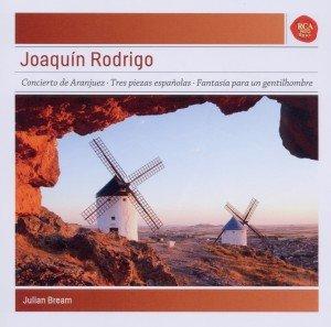 Concierto de Aranjuez. Tres piezas españolas. Fantasía para un gentil hombre, 1 Audio-CD