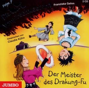Die Vampirschwestern 07. Der Meister des Drakung-Fu
