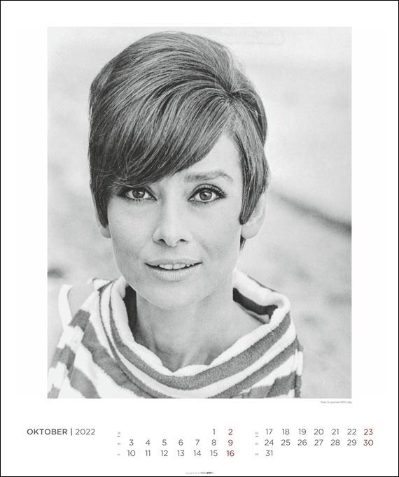 Audrey Kalender 2022