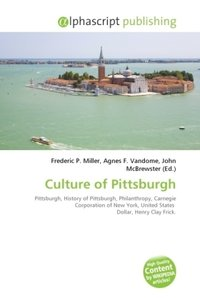 Culture of Pittsburgh
