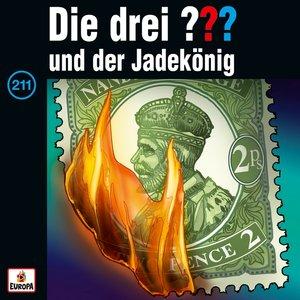 Die drei ??? und der Jadekönig, 1 Audio-CD