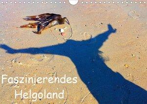 Faszinierendes Helgoland (Wandkalender 2021 DIN A4 quer)