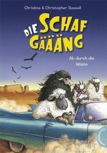 Die Schafgäääng - Ab durch die Wüste