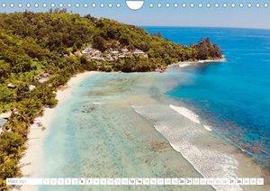 traumhafte Seychellen (Wandkalender 2021 DIN A4 quer)