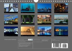Charmantes Hamburg (Wandkalender 2022 DIN A4 quer)