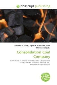 Consolidation Coal Company
