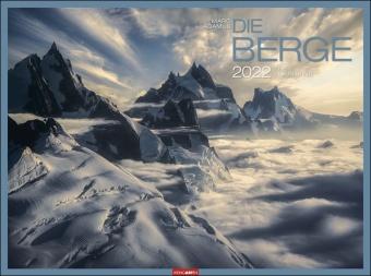 Die Berge Kalender 2022