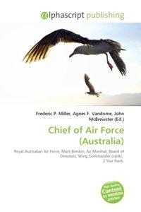Chief of Air Force (Australia)