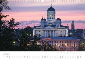 Hafenstädte der Ostsee (Wandkalender 2022 DIN A3 quer)