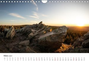 Fernweh Kalender (Wandkalender 2021 DIN A4 quer)