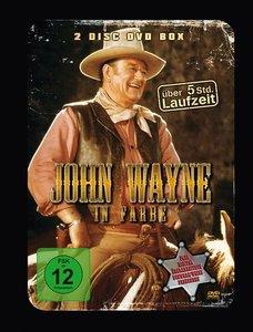John Wayne Edition, 2 DVDs