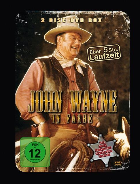 John Wayne Edition (2 DVD Metallbox)