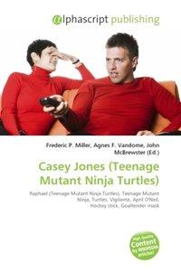 Casey Jones (Teenage Mutant Ninja Turtles)