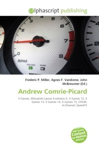 Andrew Comrie-Picard