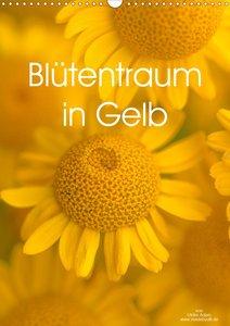 Blütentraum in Gelb (Wandkalender 2021 DIN A3 hoch)