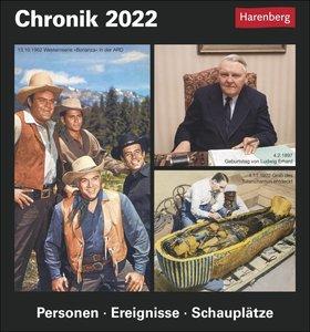 Chronik Kalender 2022