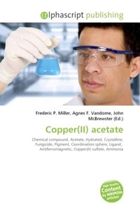 Copper(II) acetate