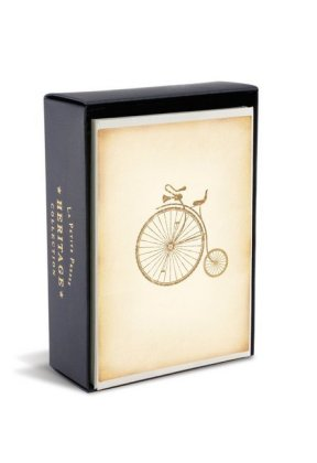 Boxed Notes: Bicycle Heritage - Gruß- und Geschenkkartenbox mit