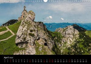 Schönes Oberbayern (Wandkalender 2022 DIN A3 quer)