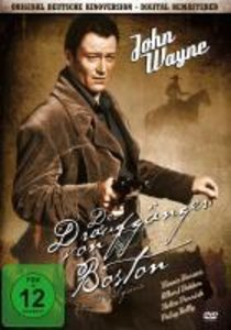 Der Draufgänger von Boston, 1 DVD