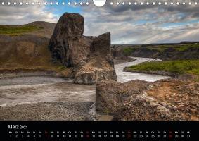 Island (Wandkalender 2021 DIN A4 quer)